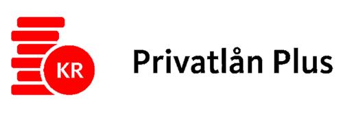 privatlån plus logo