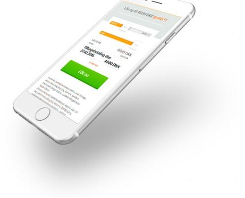 lån fra mobilen
