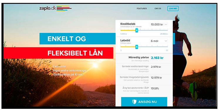 zaplo hjemmeside